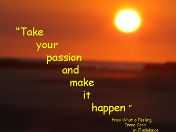 take your passion